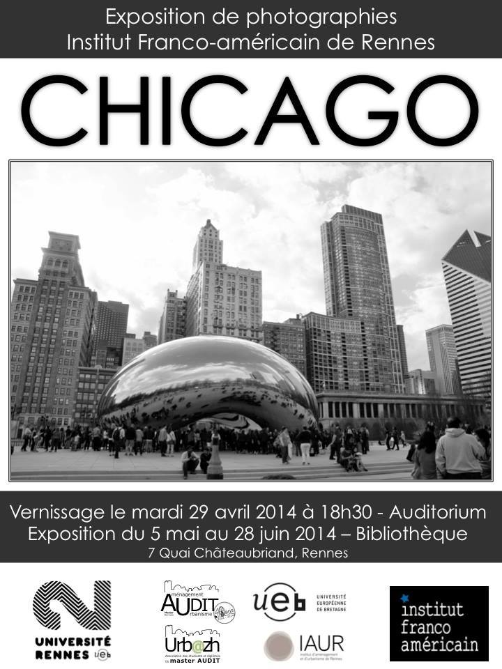 Affiche expo Chicago