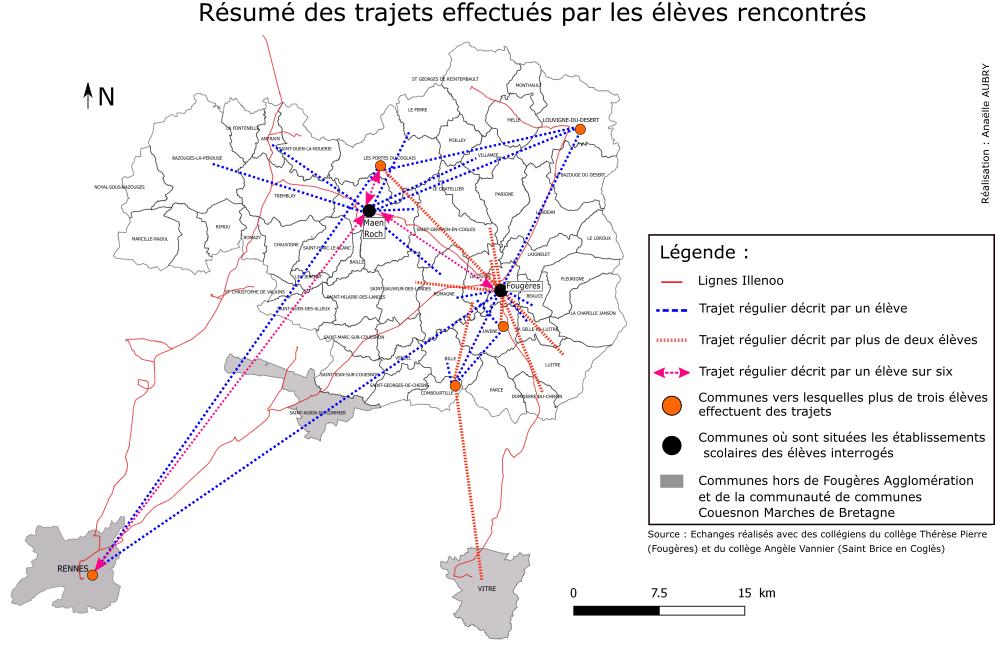 Plan cul près de Caen à Hérouville Saint-Clair