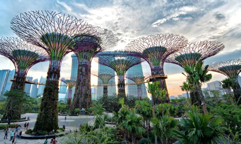 你好 Singapour