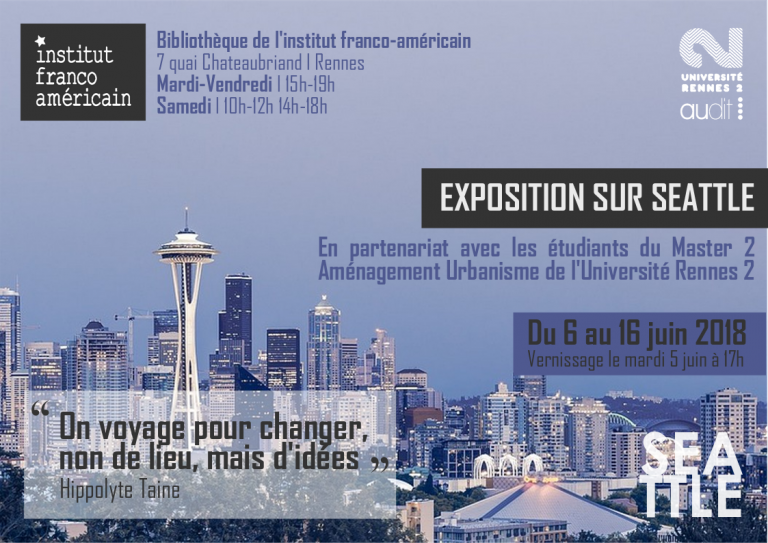 Changement de destination : exit Singapour, hello Seattle